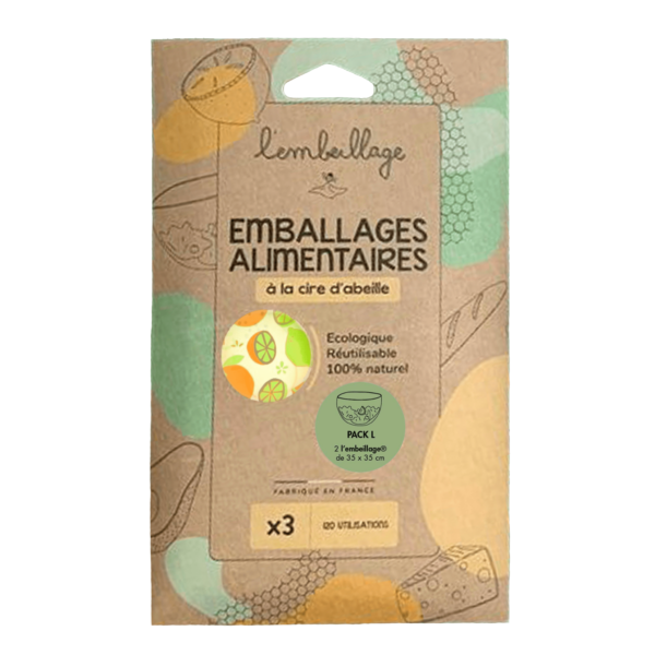 emballages alimentaires - l'embeillage