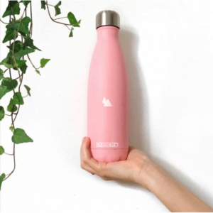 Bouteille isotherme Duck'n 500 ml rose mat